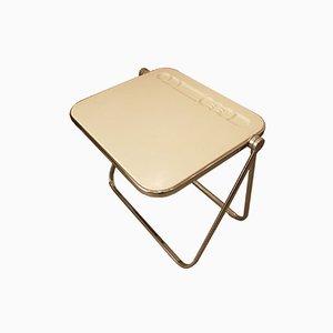 Italian Platone Folding Desk by Giancarlo Piretti for Anonima Castelli, 1970s