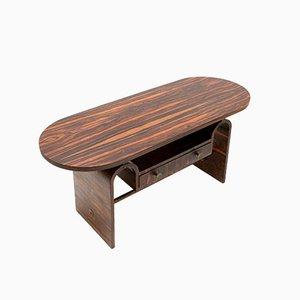 Macassar Table by Arnold Bueno de Mesquita for Metz & Co