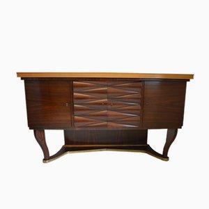 Italian Rosewood Sideboard from Dassi, 1950s