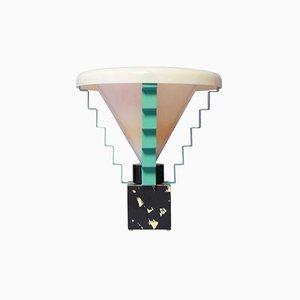 Lampada da tavolo Glastonbury di George J. Sowden, Italia, 1984