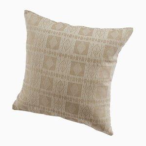 Kamelfarbenes Katsina Kissen von Nzuri Textiles