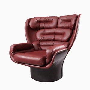Elda Chair by Joe Colombo for Comfort, 1964