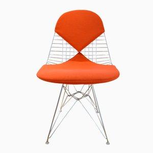Sedia Bikini a rete Mid-Century di Charles & Ray Eames per Vitra