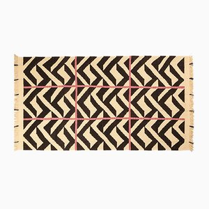 Wave Kilim by Michael Schoner