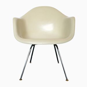 DAX Fiberglass Armchair by Charles & Ray Eames for Vitra, 1970s