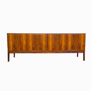 Mid-Century Rungstedlund Rosewood Sideboard by Ole Wanscher for J.P. Jeppesen