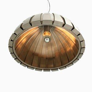 Italian Calotta Pendant Lamp by Elio Martinelli for Martinelli Luce, 1960s