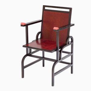 Italian Gloucester Chair by George Sowden for Memphis Milano, 1980s