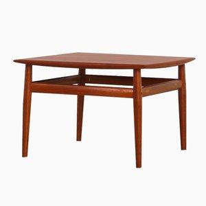 Danish Coffee Table by Grete Jalk for Glostrup Møbelfabrik, 1950s