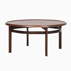 Norwegian Bellis Rosewood Coffee Table by Torbjørn Afdal for Bruksbo, 1960s