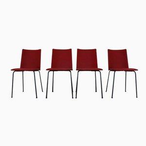 Dutch Kitchen Chairs by Hein Salomonsen for AP Originals, 1960, Set of 4