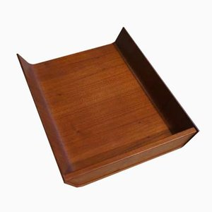 Mid-Century Plywood Tray by Florence Knoll for Knoll