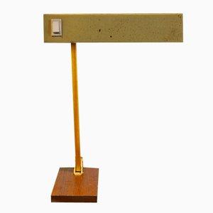 Lampe de Bureau Ajustable en Laiton de Pfäffle-Leuchten, Allemagne, 1950s