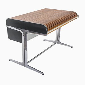 action office desk by george nelson for herman miller 1964 - George Nelson Herman Miller Schreibtisch