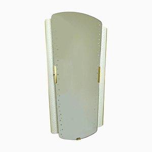 Großer Lichtspiegel von Ernest Igl für Hillebrand Leuchten