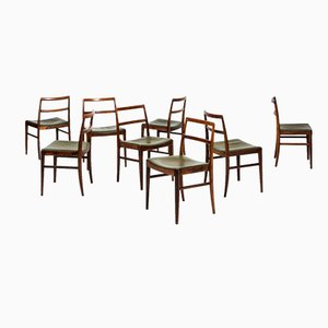 Model 430 Dining Chairs by Arne Vodder for Sibast, Set of 8