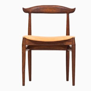 Mid-Century Dining Chairs by Knud Færch, Set of 6