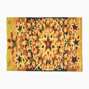 Französischer Wandteppich von JC Bissery