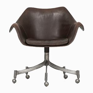 932 Office Chair by Jørgen Lund & Ole Larsen for Bo-Ex