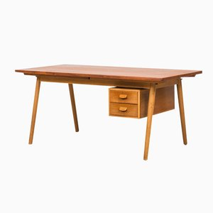 Model C35 / J62 Desk by Poul Volther for FDB Møbler, 1958