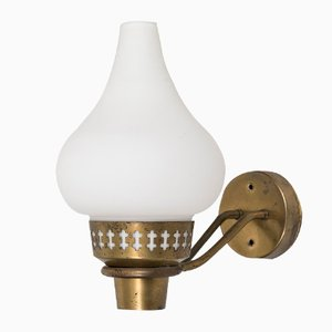 Swedish Mid-Century Wall Lamp from ASEA