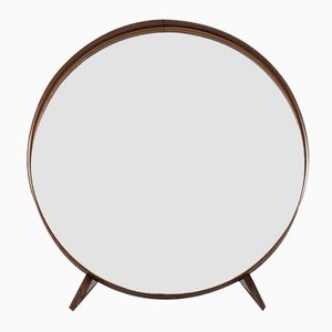 Mid-Century Table Mirror by Uno & Östen Kristiansson for Luxus