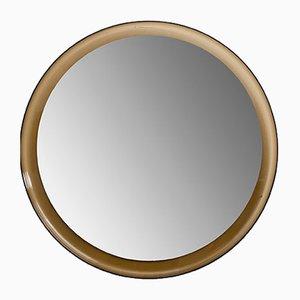 Scandinavian Round Plastic Mirror