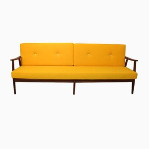 Swedish Two-Seater Sofa by Folke Ohlsson for DUX, 1960s