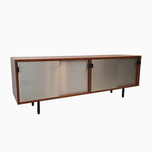 Mid-Century Teak Sideboard by Florence Knoll for Knoll International