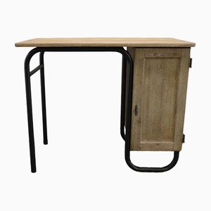 S22 Desk by Jacques Hitier for Mobilor, 1950s