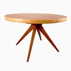 Futura Extendable Dining Table by David Rosén for Nordiska Kompaniet, 1952