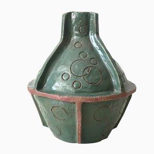 Space Age Pottery Jar by J. Verdoorn, 1968