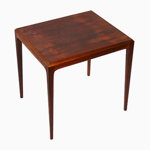 Mid-Century Rosewood Side Table by Johannes Andersen for CFC Silkeborg