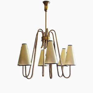 Mid-Century French Chandelier