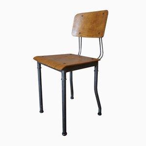 German Industrial Workshop Chair, 1920s