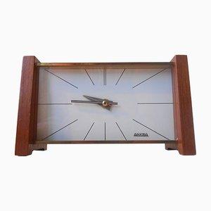 Horloge de Table Mid-Century de Ankra