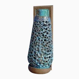 Mid-Century Danish Ceramic Wall Lamp by Studio Sejer