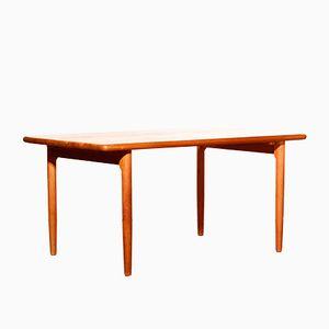 Danish Oak Dining Table by Niels Otto Møller for JL Møller Møbelfabrik, 1954