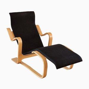 Chaise longue vintage di Marcel Breuer, anni '30
