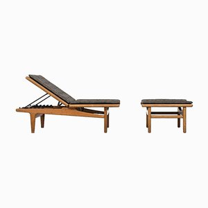 GE-1 Daybed by Hans Wegner for Getama, 1950s