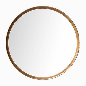 Spiegel mit Rahmen aus Eichenholz von Uno & Östen Kristiansson für Luxus