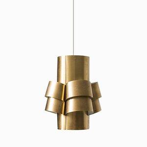 Brass Pendant by Torsten Orrling & Hans-Agne Jakobsson
