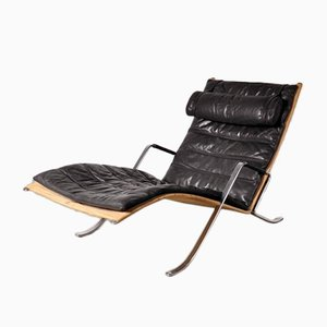 First Edition Grasshopper Lounge Chair by Preben Fabricius & Jørgen Kastholm