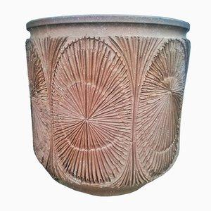 Großer Übertopf von David Cressey für Earthgender Pottery