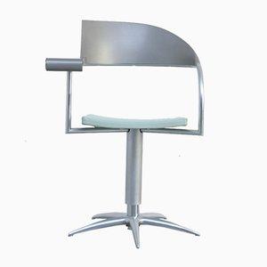 Vintage Techno Chair by Philippe Starck for Presence Paris/ L'Oréal