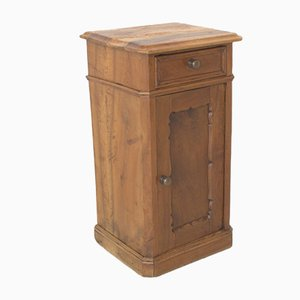 Antique Walnut Night Stand, 1880s
