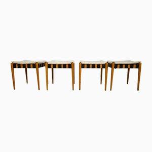 b rostuhl von egon eiermann 1970er bei pamono kaufen. Black Bedroom Furniture Sets. Home Design Ideas