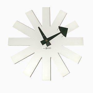 Horloge Asterisk par Irving Harper pour Howard Miller, 1960s