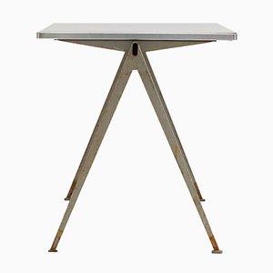 Table Pyramid par Wim Rietveld pour Ahrend de Cirkel, 1960