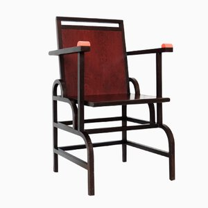 Postmodern Gloucester Chair by George Sowden for Memphis Milano, 1986